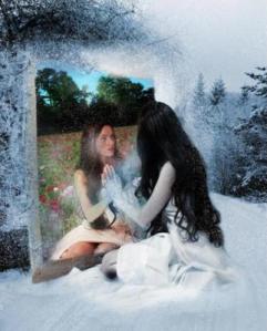 El reflejo del espejo (1)