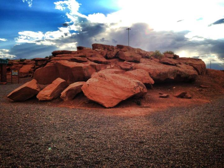 En la carretera - Arizona On the road - Arizona