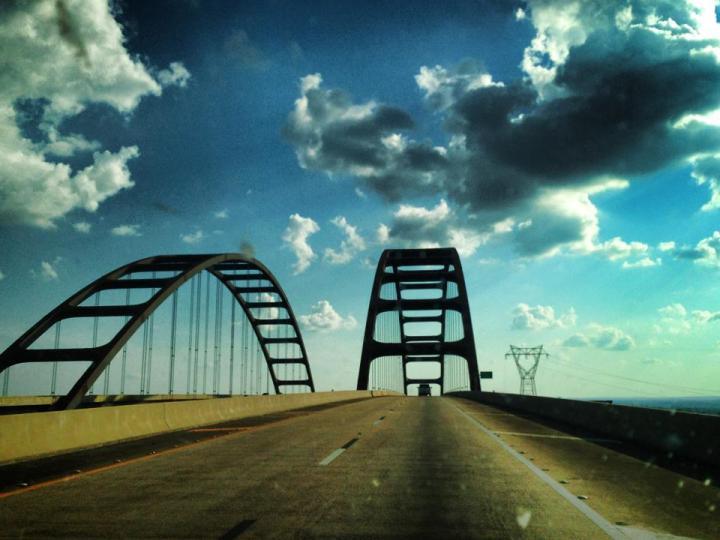 En la Carretera - Alabama On the road - Alabama
