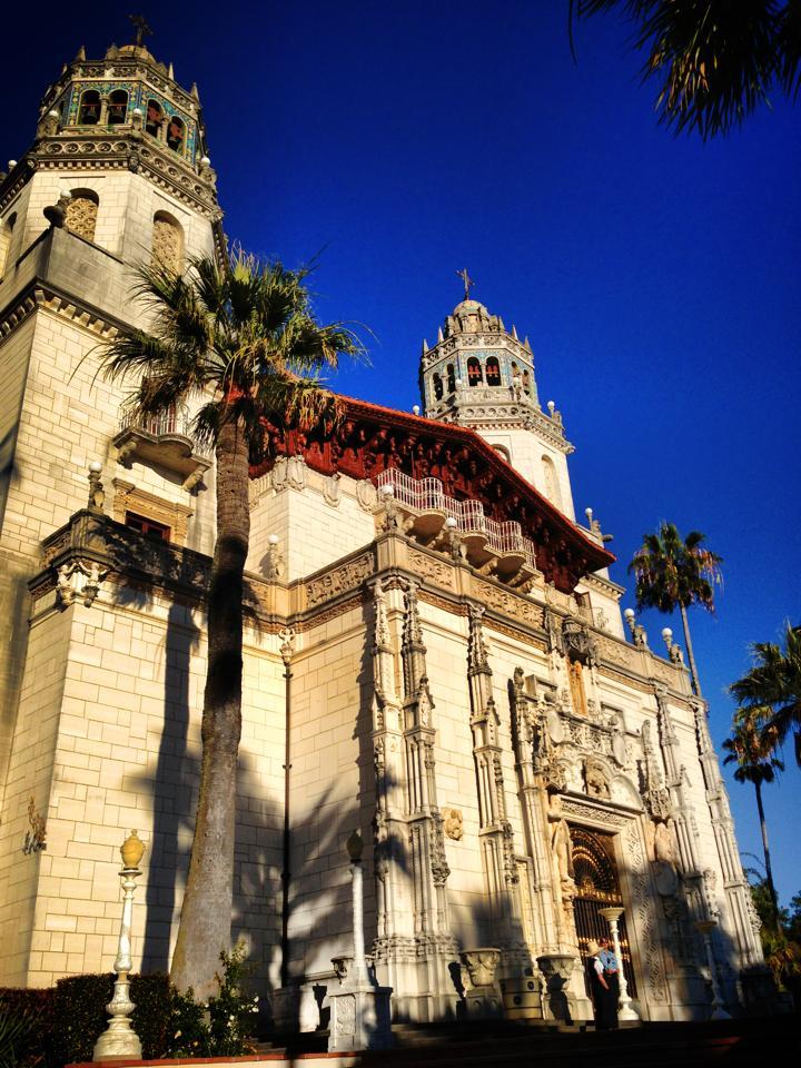 Castillo Hearst - CA Hearst Castle - CA