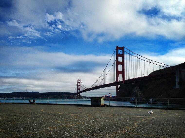 Golden Gate Bridge San Francisco - CA