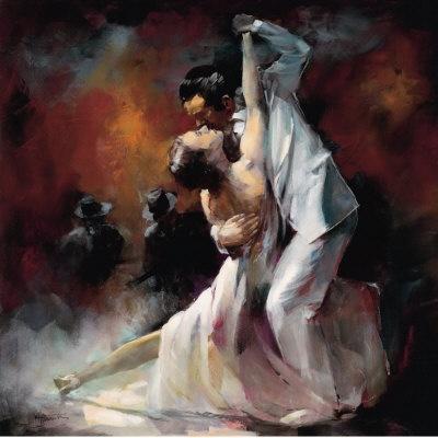 Ese último baile