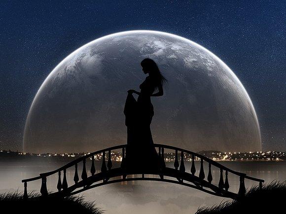 Sombra de la noche