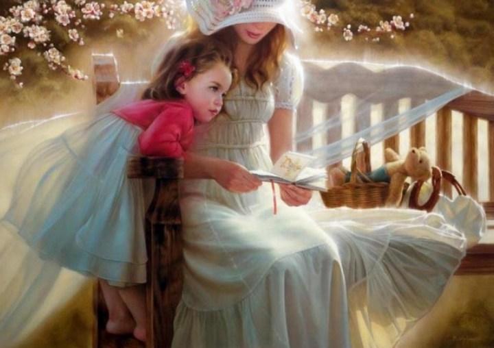 pinturas-de-madres-con-sus-hijos (4)