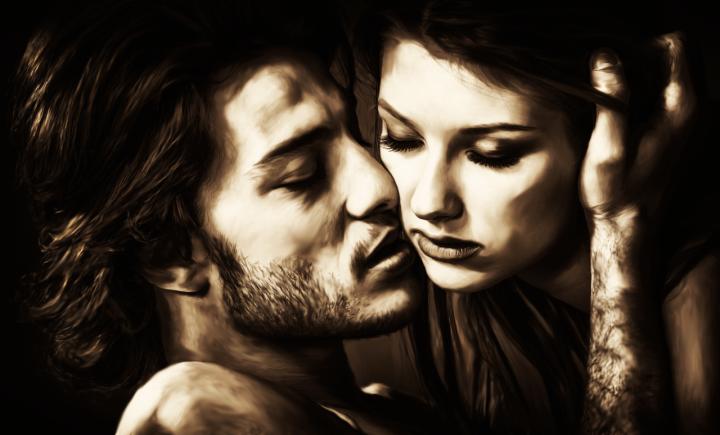 passion kiss